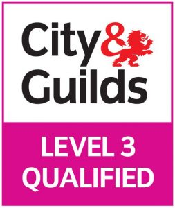 City & Guilds logo L3